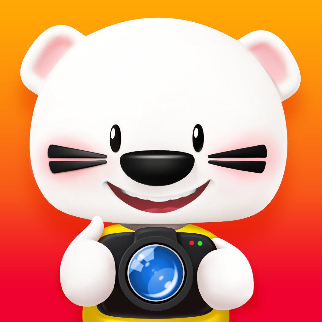 超级小熊boomi系列和追求真爱的猪猪piggy系列动画表情,在全球的下载